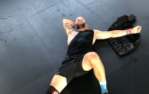CrossFit Man End of Workout H1 CrossFit Silverdale